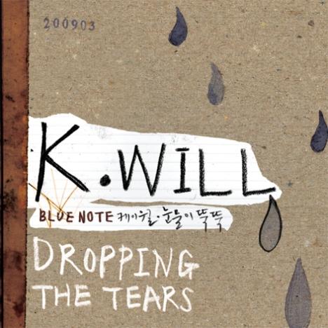 K Will mini album cover