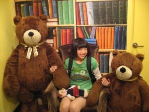 공주님 과 곰들이