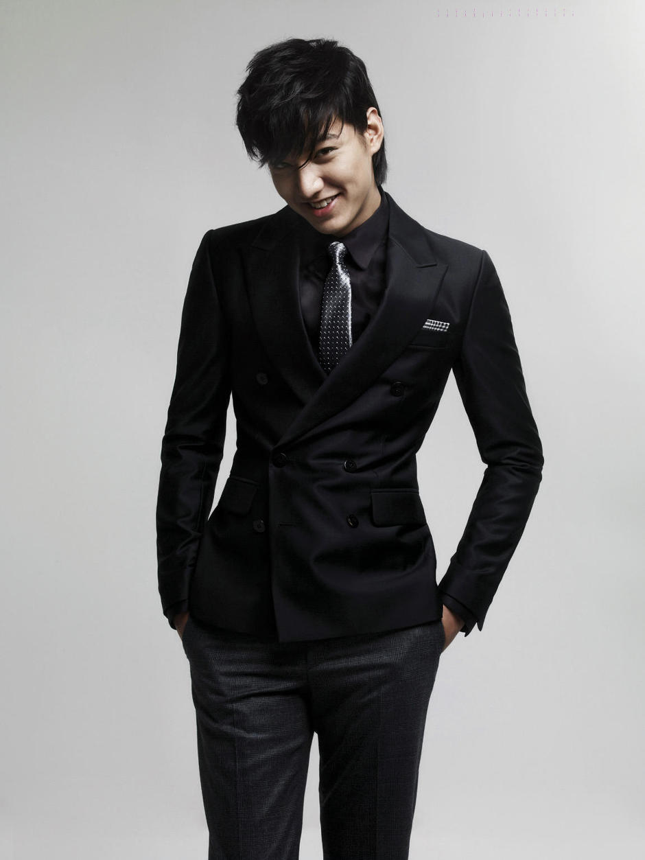 Korea Fashion Lee Min Ho In Trugen 2009 Fall Collection Pictorial Girl 39 S Paradise